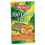 Emerald® 100 Calorie Pack Nuts, Natural Walnuts and Almonds