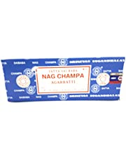 Nag Champa Satya Sai Baba Agarbatti Incense, 100% Authentic& Sealed