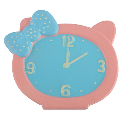 """Anboor 5.1"""" Squishies Bowknot Alarm Clock Slow Rising Kawaii Scented Soft Squishies Toys hot sale"""