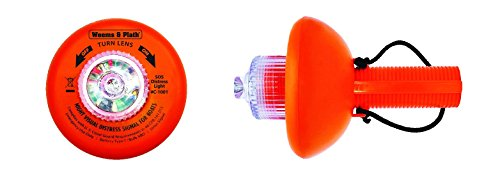 Weems & Plath C-1001 SOS Distress Light with Day Signal Flag ()