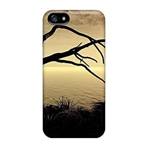 BreakFree Here Comes The Night Durable Iphone 5/5s Tpu Flexible Soft Case