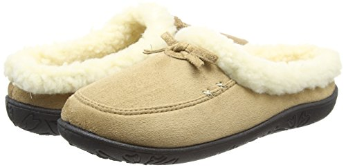 Padders Snug - Camel (Brown) Womens Slippers 3 UK gVnD3e