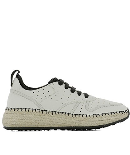 Tod's Sneakers Donna XXW29A0T690GLF306N Pelle Bianco/Nero