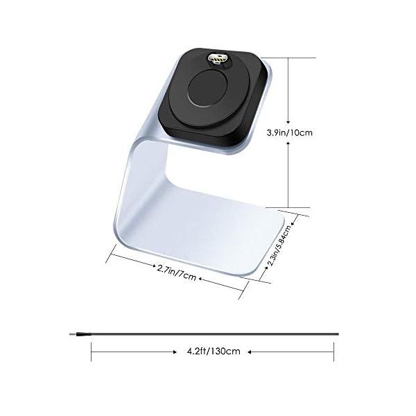 KIMILAR Caricatore Compatibile con Garmin Vivoactive 3 / Fenix 5 / Forerunner 935 Caricatore, Data SYNC Cavo di Ricarica… 2 spesavip