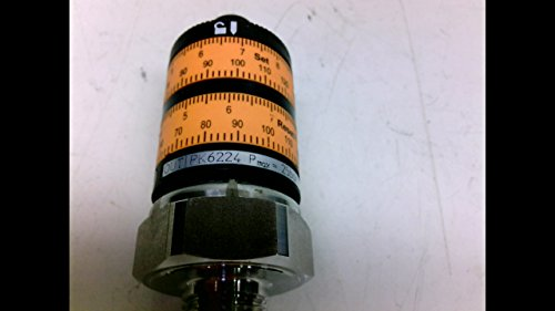 Pressure Switch, (2) SPST, 0to145 psi, 1/4'' by Ifm (Image #2)