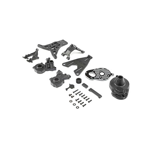 Team Losi Racing Stand Up Transmission Conversion: 22 4.0, -
