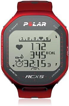 Polar RCX5 - Reloj para triatlón con pulsómetro, Sumergible y ...