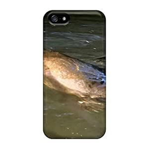 Pure For HTC One M7 Phone Case Cover Hybrid PC Silicon Bumper Platypus Australia