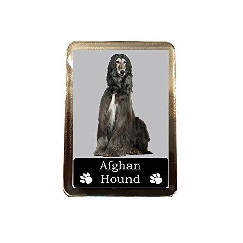 Afghan Hound - Collectable Dog Fridge Magnet