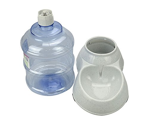 Audza Large Automatic Pet Dog Cat Water Feeder Bowl Bottle Dispenser Plastic 3.5L/11L Click on image for further info. 4