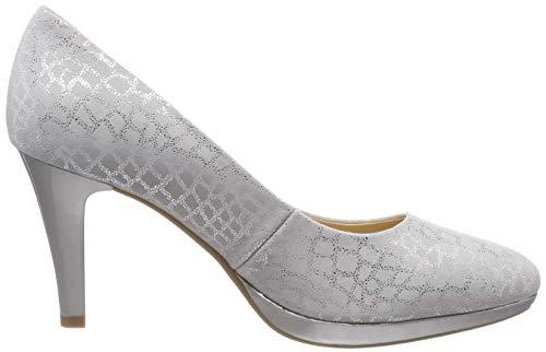 su Grey Para Ashley Tacón Zapatos 230 Fo Caprice De Gris lt Mujer 8FIvwqwxA