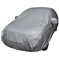 Nomia Full Car Cover Indoor Outdoor Sunscreen Heat Protection Dustproof Anti-UV Scratch-Resistant Sedan Universal Suit M…
