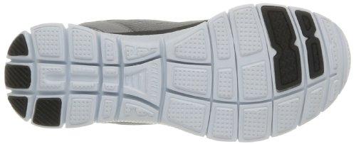 Grau Love Mujer Your Flex NULL Style Zapatillas Skechers LGBK Gris Deportivas Appeal fv6RnB