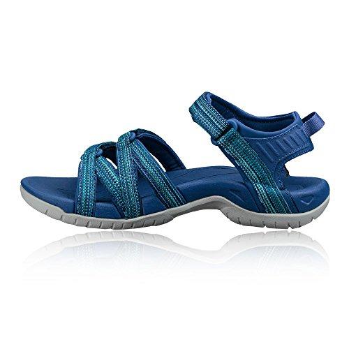 Teva Kvinders Tirra Atletisk Sandal Galakse Blå Multi yyFMAcP