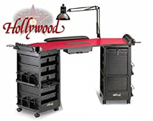 G603 Hollwood Angled Vented Double Cabinets