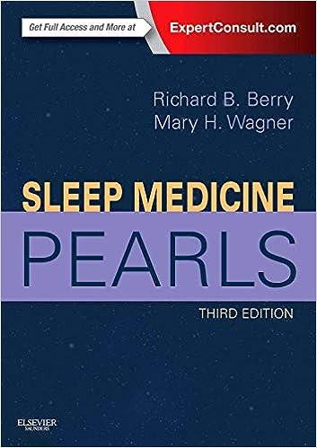 Sleep Medicine Pearls, 3e por Richard B. Berry Md epub