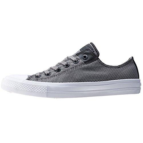 Converse Men's Chuck Taylor All Star Ii Ox Men's Grey Sneakers gris