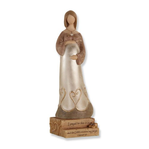 Enesco Legacy Expectant Mother Figurine
