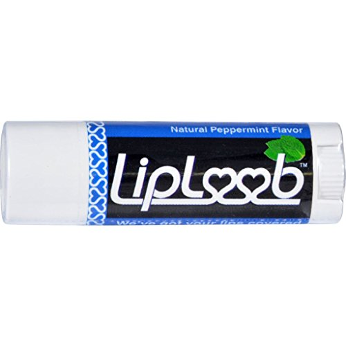 Price comparison product image LipLoob - Peppermint - .15 oz - Case of 20