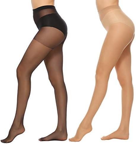 MANZI Women's Sheer Tights