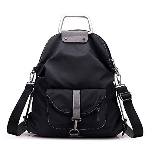 bolsa de lona/bolso de hombro del ms/La bolsa de mensajero/mochila/mochila/cartera-B B