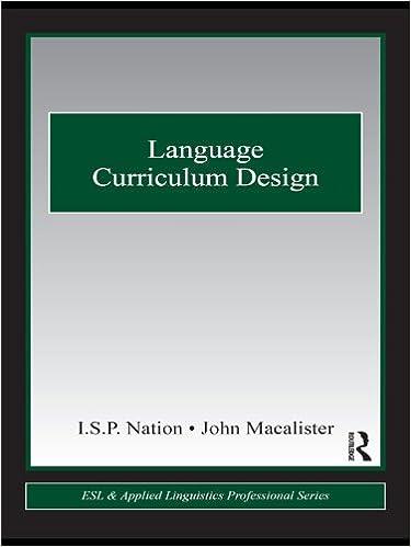 curriculum development and design murray print pdf