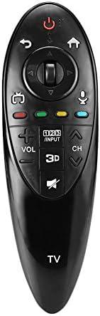 Hanbaili Controle remoto para LG 3D LCD LED Smart TV AN-MR500G AN-MR500 - Preto