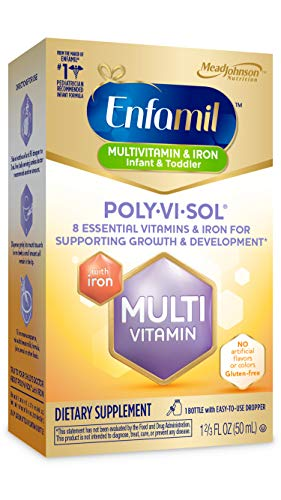 Enfamil Poly-Vi-Sol with Iron