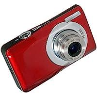 Webat Mini Digital Compact Camera 2.7 inch TFT LCD HD Compact Digital Camera with 8 x Digital Zoom - Red