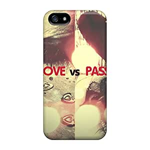 Faddish Phone Love And Passion Case For Iphone 5/5s / Perfect Case Cover