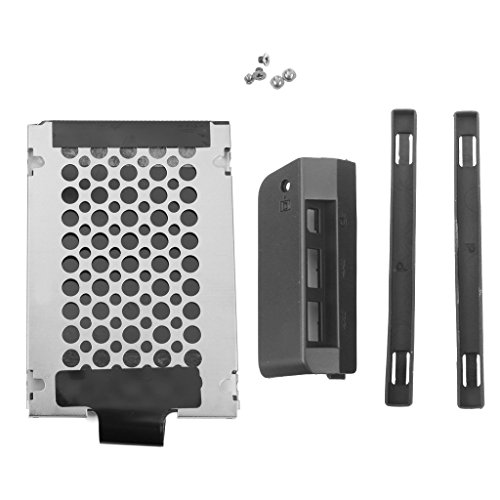 Baosity Black Hard Drive HDD Caddy Cover Lid With Screws For IBM Thinkpad T430 T430I
