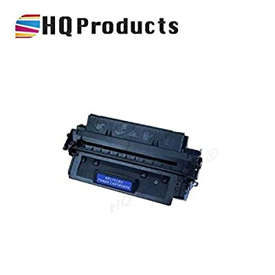 HQ Products Remanufactured Replacement HP 96A (C4096A) Black for HP Laserjet 2100M, 2100SE, 2100TN, 2100XI, 2200DN, 2200DSE, 2200DTN Printer Series 2200DSE, 2200DTN.