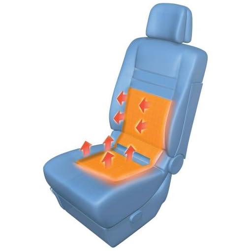 dometic magiccomfort msh 601, einbau-sitzheizung für einen sitz, 12 v für auto, kfz, lkw und boot