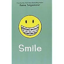 Smile by Raina Telgemeier (2010-02-01)
