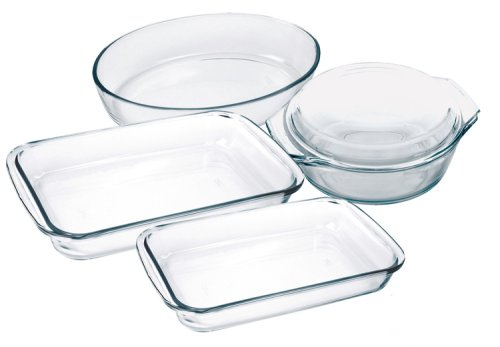 Marinex 5-Piece Bakeware Set, Gift-Boxed GD16788935