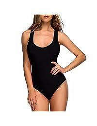 CFR Women's Monokini One Piece Swimsuit Series Lady Beach Bathing Wear 14 Styles