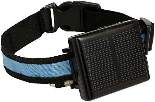 LLDKA Mini-Solar-GPS-Tracker für Schafe, Rinder und Vieh, IP66 wasserdicht, Standby-Zeit Erweitert
