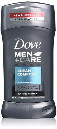 Dove Antiperspirant Deodorant Clean Comfort