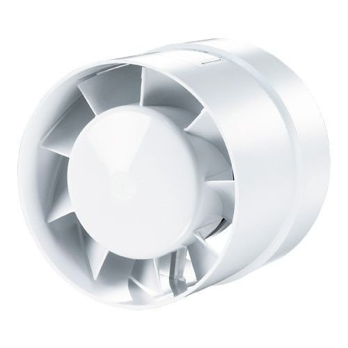 Air Extractor / inline Fan Vents VKO 185 m³ /h (125mm)