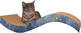 product image for Imperial Cat Purrfect Stretch Scratch 'n Shape, Medium, Blue Watercolor
