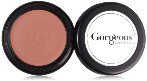 Gorgeous Cosmetics Caramel Whip, Creme Cheek Blush, Sheer - Blush Gel Cheeks Sheer