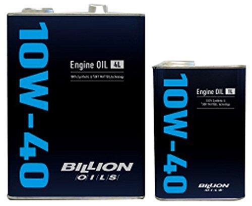 BILLION OILS  10W-40 4L BOIL-10W04 B00NHLEFBE 4L  4L