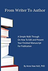 From Writer to Author: Prepare Your Book for Publication