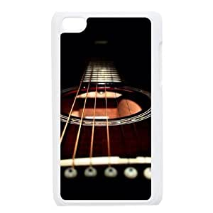 Guitar Popular Case for Ipod Touch 4, Hot Sale Guitar Case by icecream design