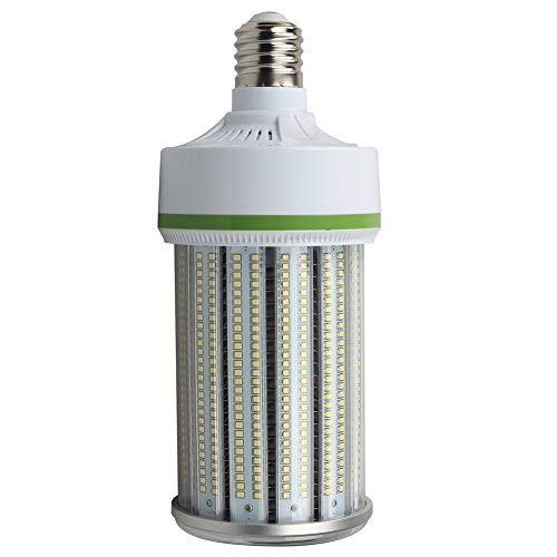 13500 Lumens Commercial Led Bulb Corn Lights 100Watts Mogul E39 Base 5000K - Replaces 400W Metal Halide Bulb - IP64 Indoor/Outdoor Use - Retrofit Highbay, Parking Lot, Wall Pack, Canopy Fixtures