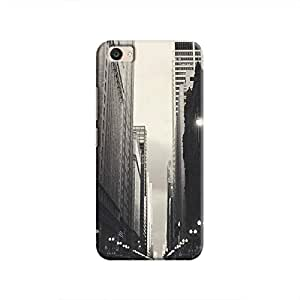 Cover It Up - City Street BW V5 Plus Hard Case
