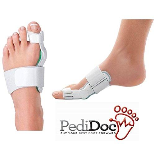 PediDocTM Bunion Relief Orthopedic Straightener product image