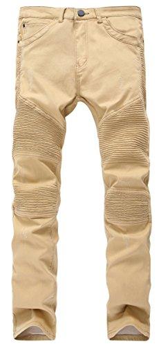Biker Pants For Men - 4