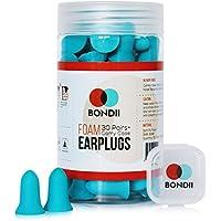 Bondii Ear Plugs for Sleeping | 30 Pair, Ultra Soft |...