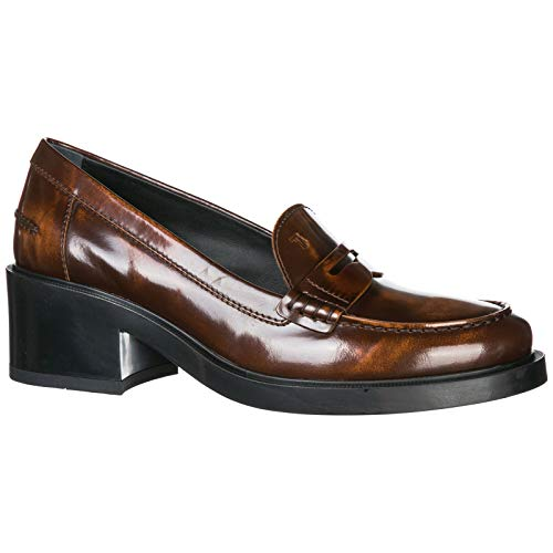 Mujer Tod's Tod's Mocasines Marrone Mujer Mocasines Mocasines Tod's Marrone Mujer 6qxUA